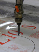 Waterjet Cutting Nozzle